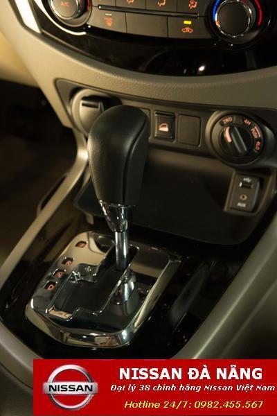 Xe Pickup Navara NP300 VL số tự động, khuyến mãi đặc biệt tại Đà Nẵng