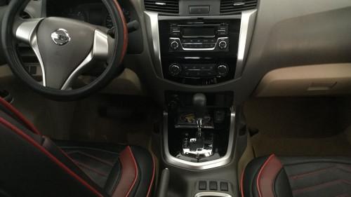 Bán Nissan Navara 2.5 AT sản xuất 2016 như mới, 555 triệu