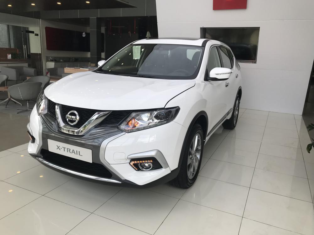 Cần bán gấp Nissan X trail 2.0 Sl Luxury đời 2019, giá chỉ 871 triệu