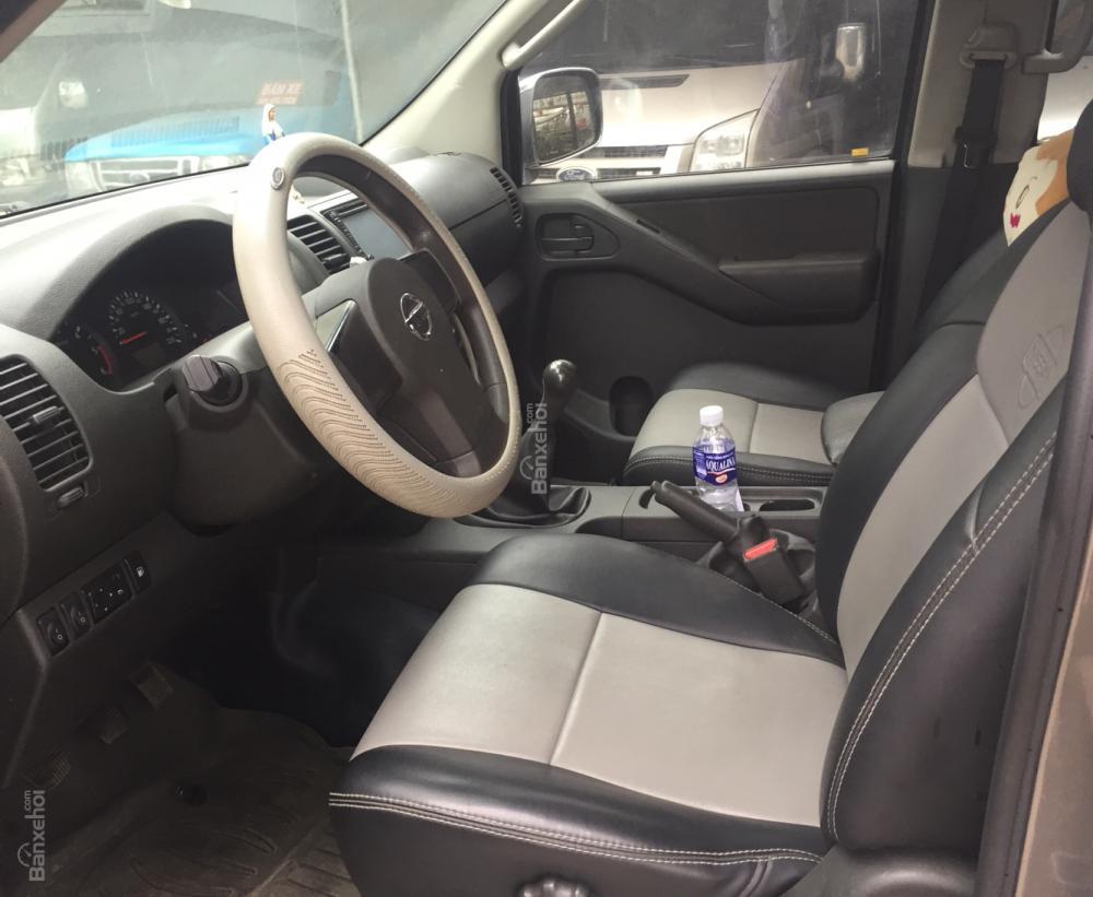 Cần bán Nissan Navara đời 2012 màu xám (ghi), giá tốt