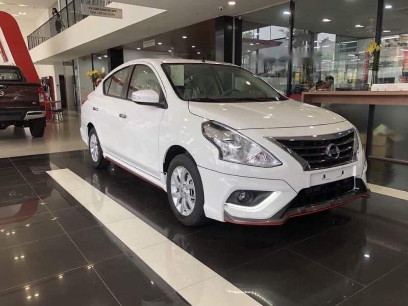 Cần bán xe Nissan Sunny đời 2019, màu trắng, giá 438tr