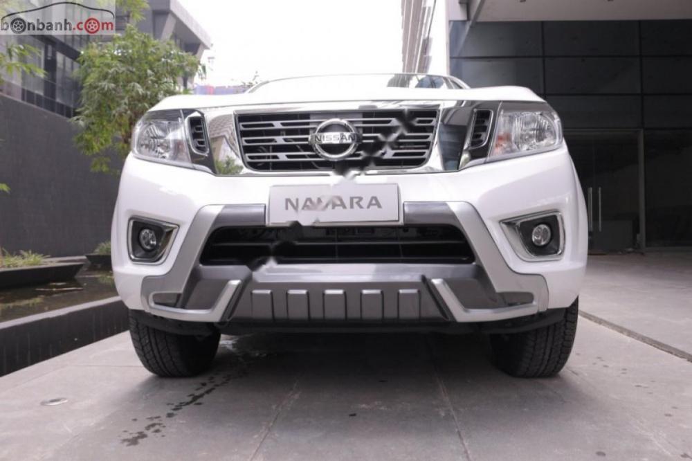Bán Nissan Navara EL Premium R sản xuất 2019, màu trắng, nhập khẩu nguyên chiếc