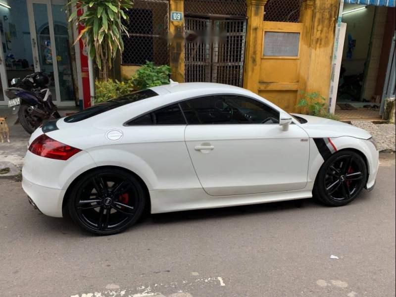 Cần bán gấp Audi TT Sport sản xuất 2010, màu trắng, nhập khẩu