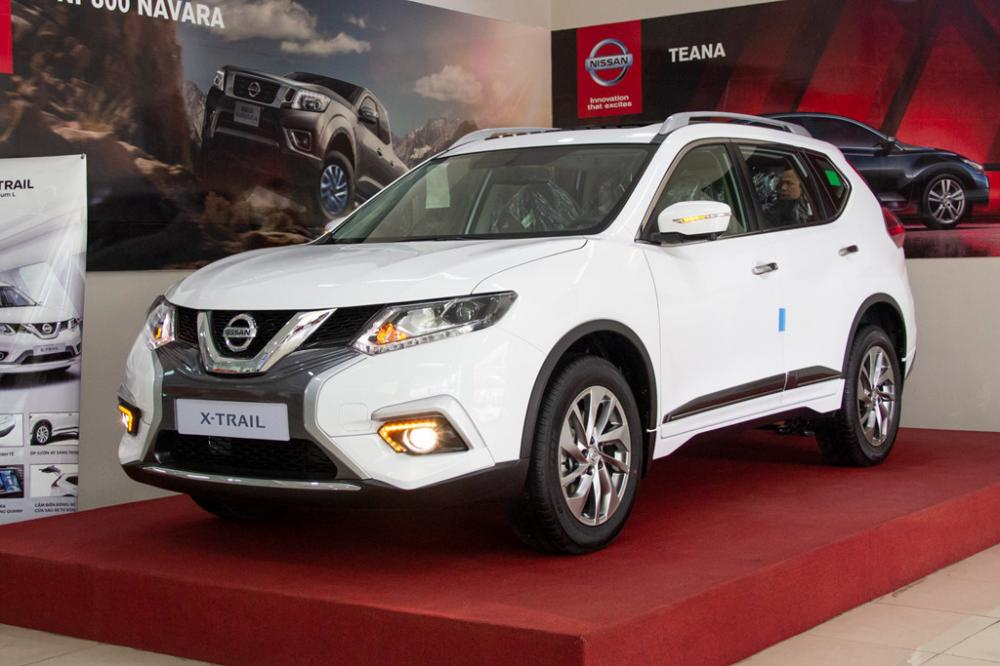 Bán Nissan X trail 2.5L SV sản xuất năm 2018
