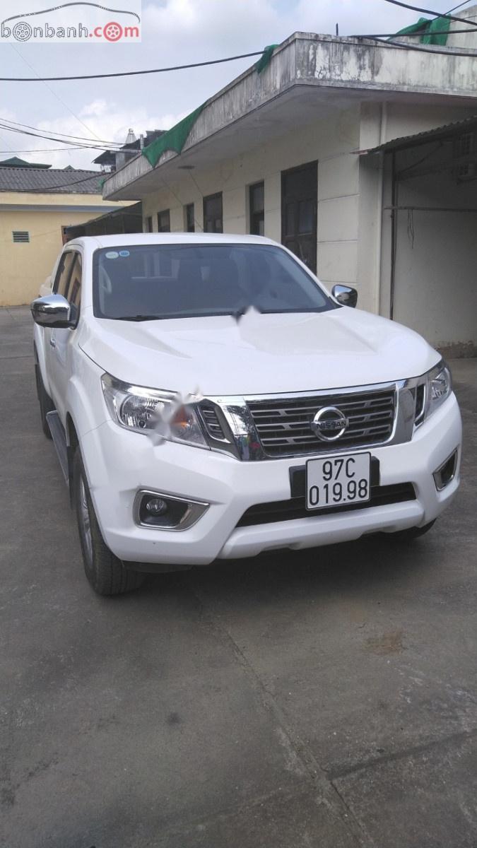 Cần bán lại xe Nissan Navara EL 2.5 AT 2WD 2018, màu trắng, nhập khẩu
