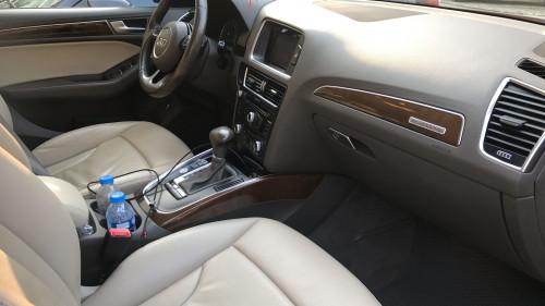 Xe Audi Q5 2.0 TFSI AT đời 2014, màu đen, nhập khẩu