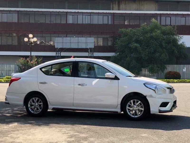 Bán Nissan Sunny đời 2019, màu trắng, giá tốt