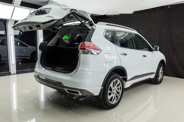 Bán Nissan X trail đời 2019, màu trắng, xe nhập