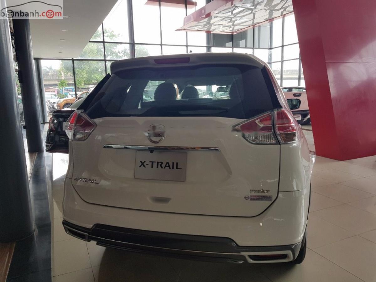 Bán xe Nissan X trail sản xuất 2019, màu trắng