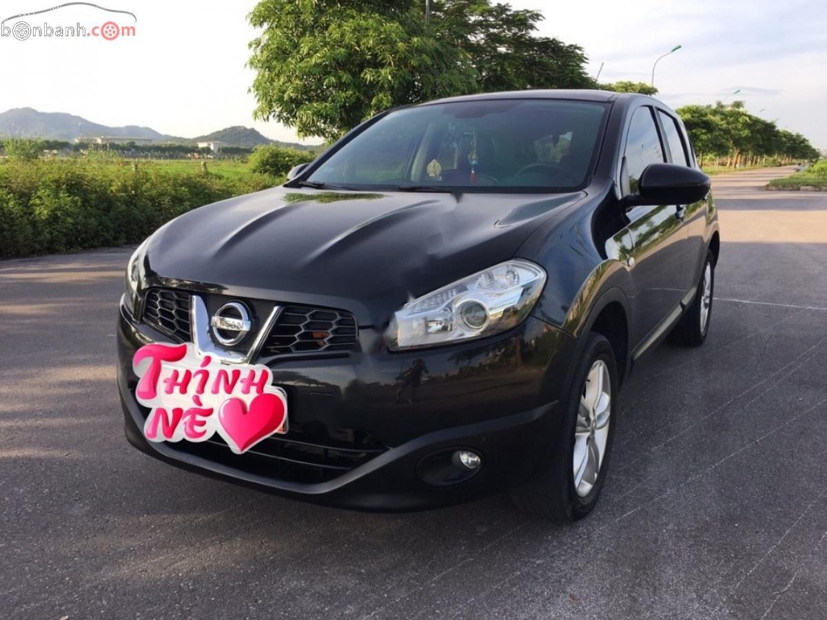 Cần bán Nissan Qashqai năm sản xuất 2011, màu đen, xe nhập số tự động, 525tr