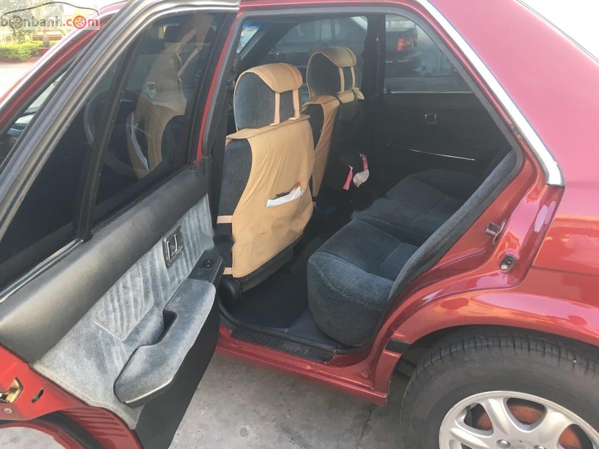 Bán ô tô Nissan Bluebird năm 1992, màu đỏ, nhập khẩu nguyên chiếc chính chủ