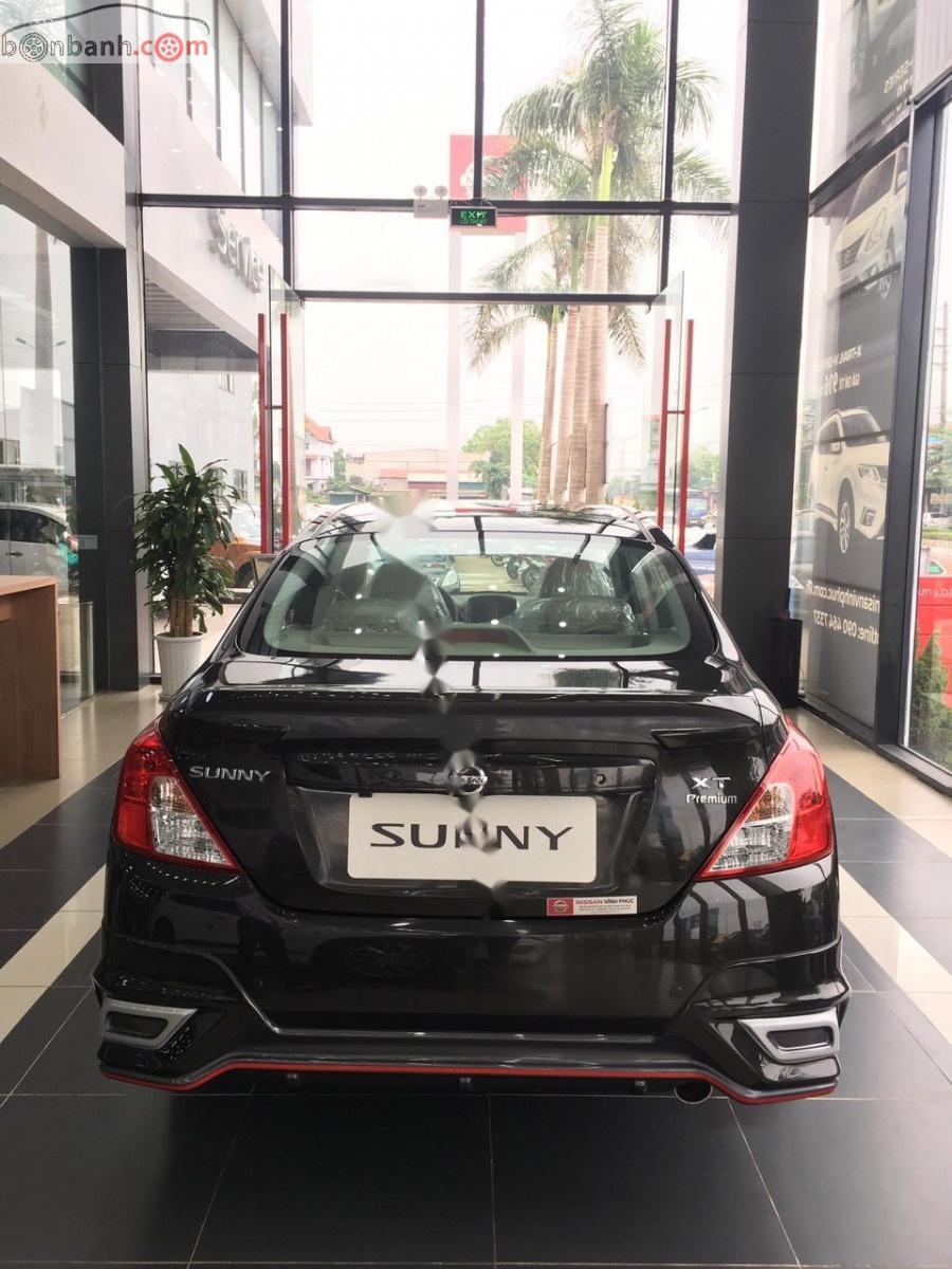 Bán ô tô Nissan Sunny 1.5 AT đời 2019, màu đen