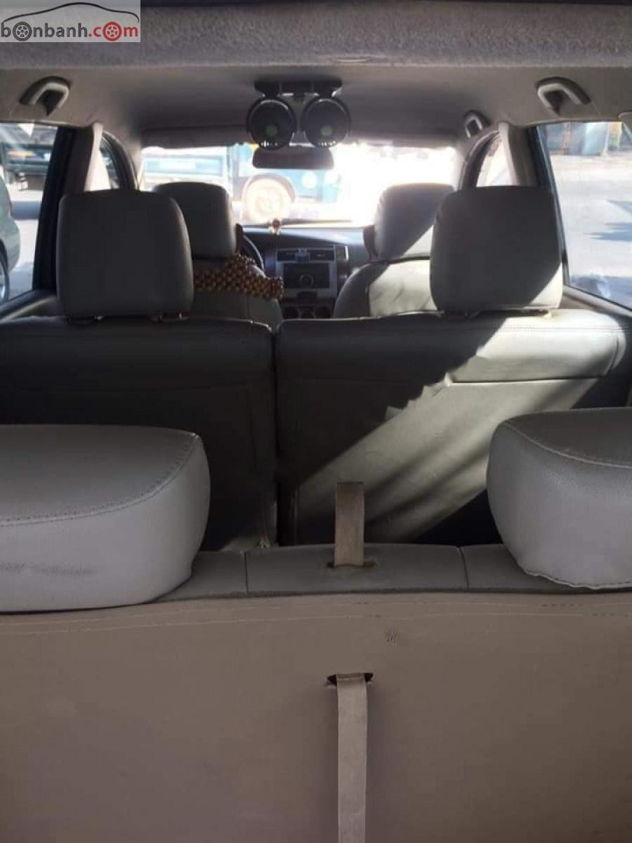 Cần bán lại xe Nissan Grand livina năm 2012, màu xám số sàn, giá tốt