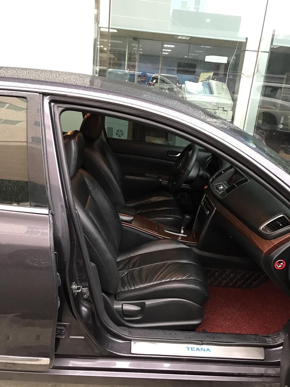 Bán gấp xe Nissan Teana 2.0 AT, nhập khẩu Đài Loan đời 2009, màu nho đen giá 460 triệu