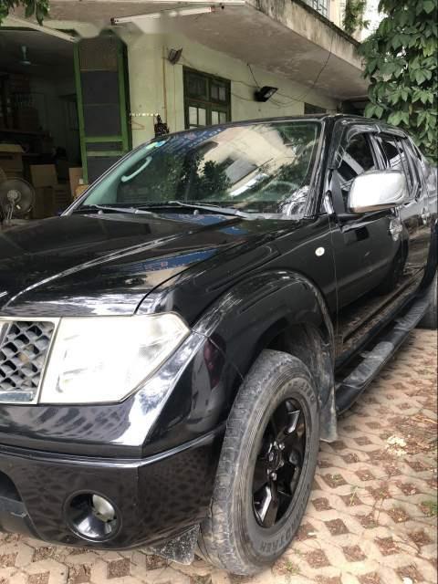 Chính chủ bán Nissan Navara LE đời 2011, màu đen, xe nhập