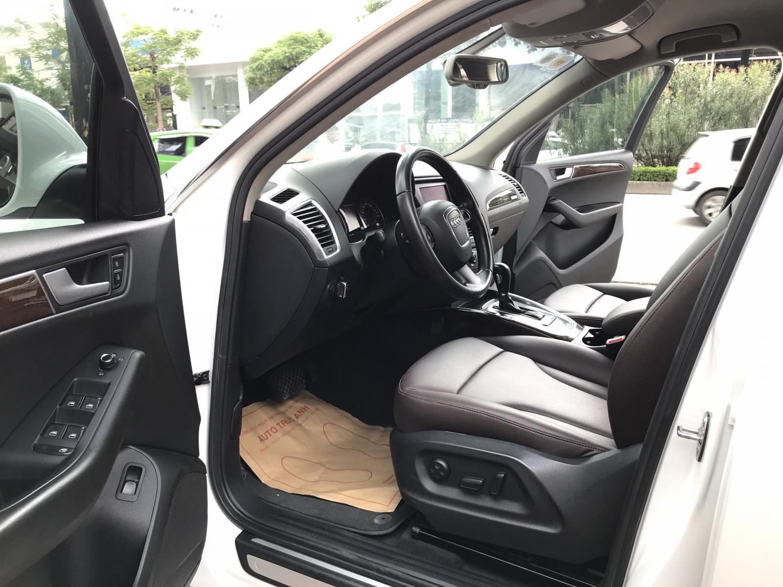 Audi Q5 2013 – Chuẩn mực của sự hoàn hảo. Xe sang nhập khẩu mà giá của xe Nhật, cực kỳ đáng yêu