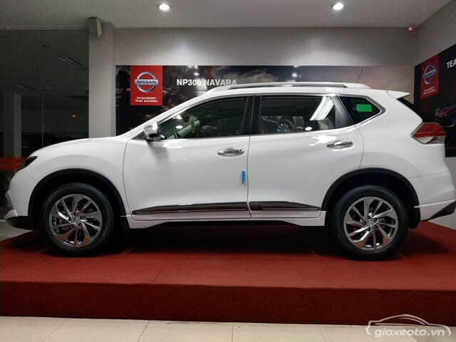 Nissan X trail 2.5 Giá Rẻ Nhất Miền Bắc