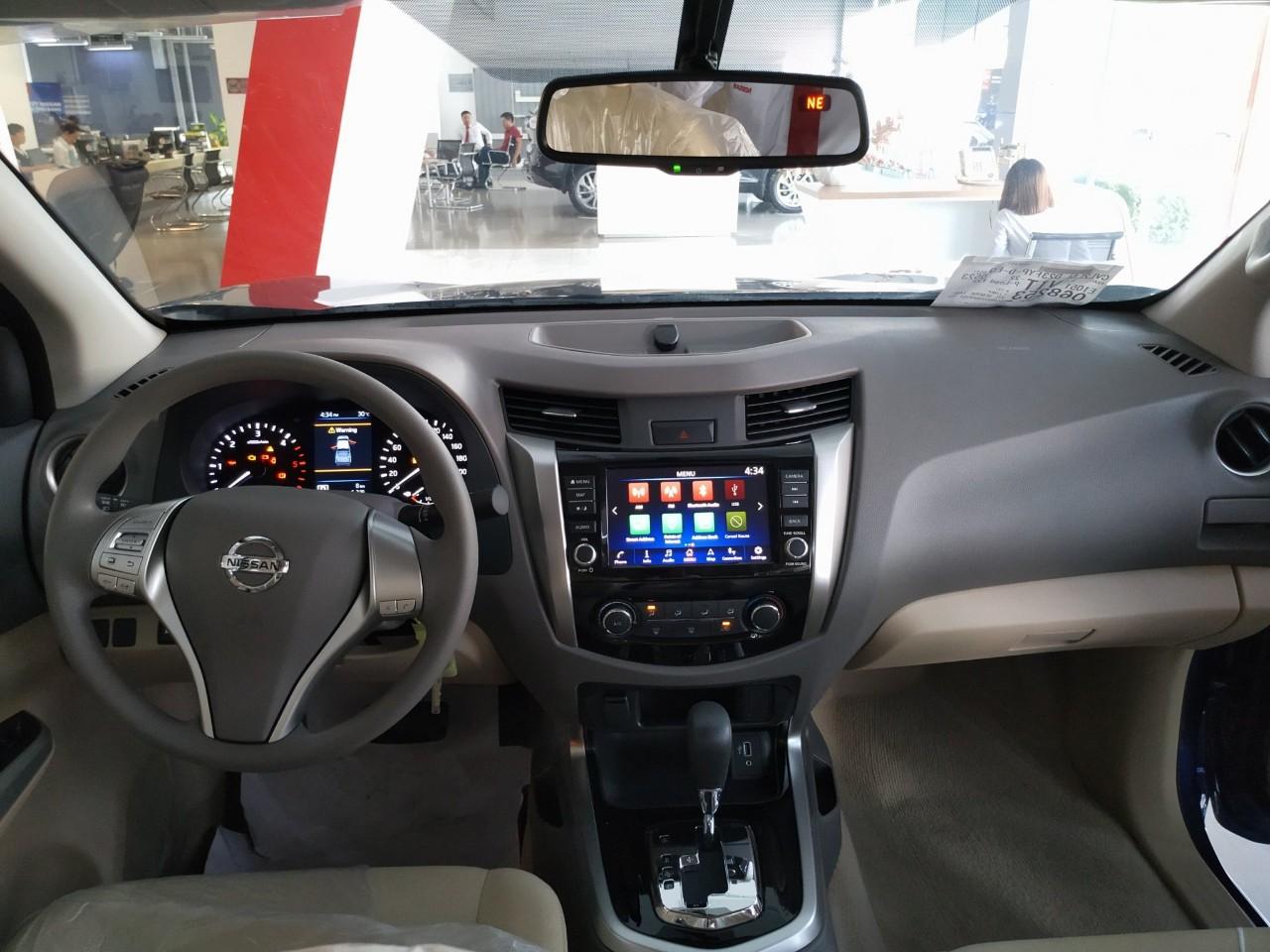 Bán xe Nissan Navara EL mới 2020