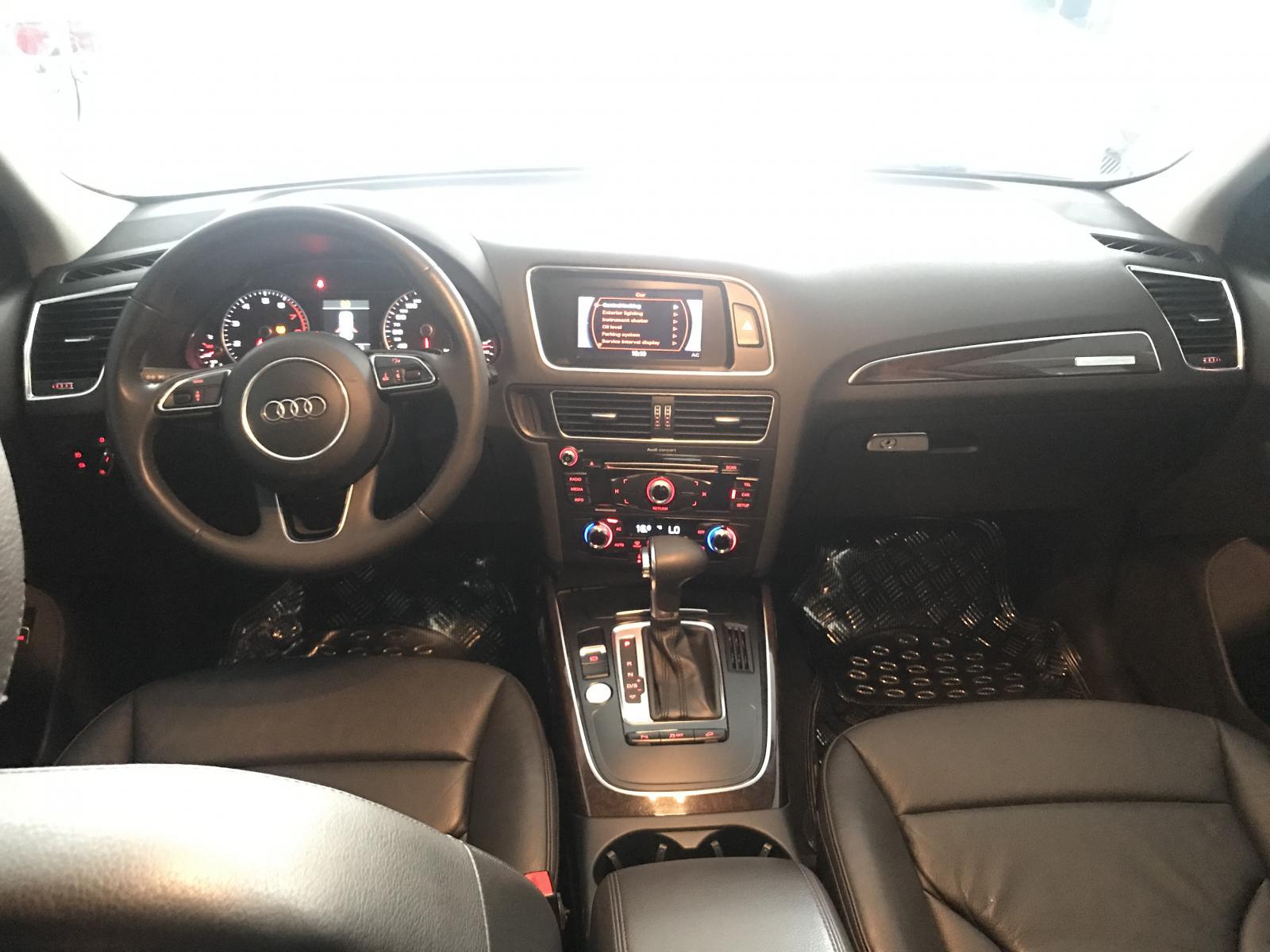 Bán Audi Q5 sx 2012, xe đẹp đi 40.000km đúng bao test tại hãng