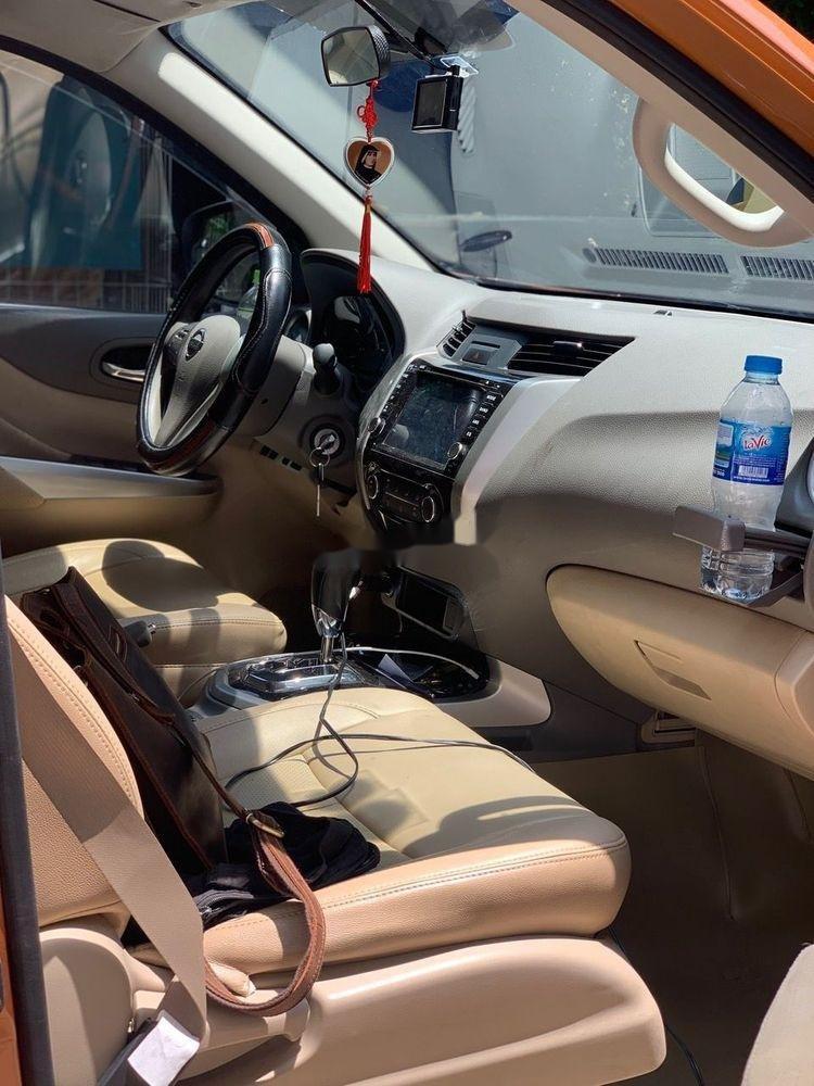 Bán Nissan Navara đời 2018, xe nhập, full đồ