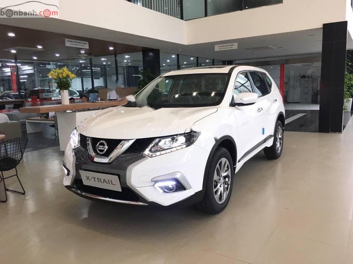 Bán Nissan X trail đời 2019, màu trắng, giá chỉ 865 triệu