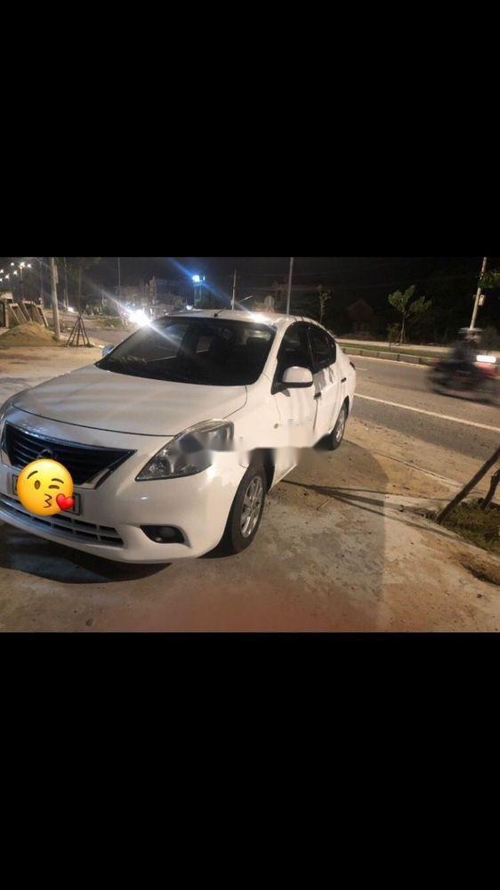 Bán Nissan Sunny năm sản xuất 2013, màu trắng xe gia đình, giá 255tr