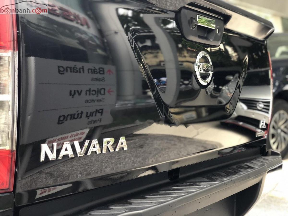 Bán ô tô Nissan Navara EL Premium Z đời 2019, màu đen, nhập khẩu nguyên chiếc, 679tr