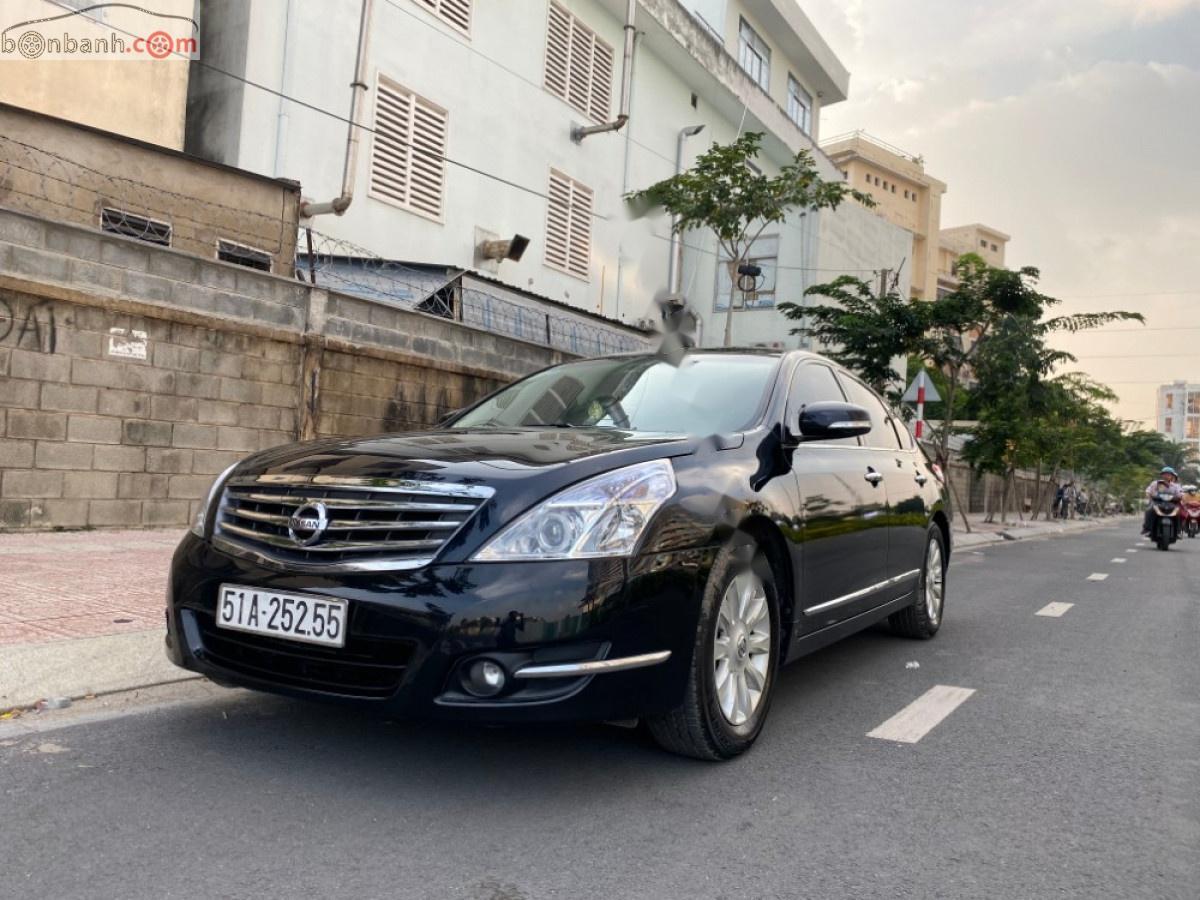 Bán ô tô Nissan Teana sản xuất năm 2011, màu đen, nhập khẩu nguyên chiếc chính hãng