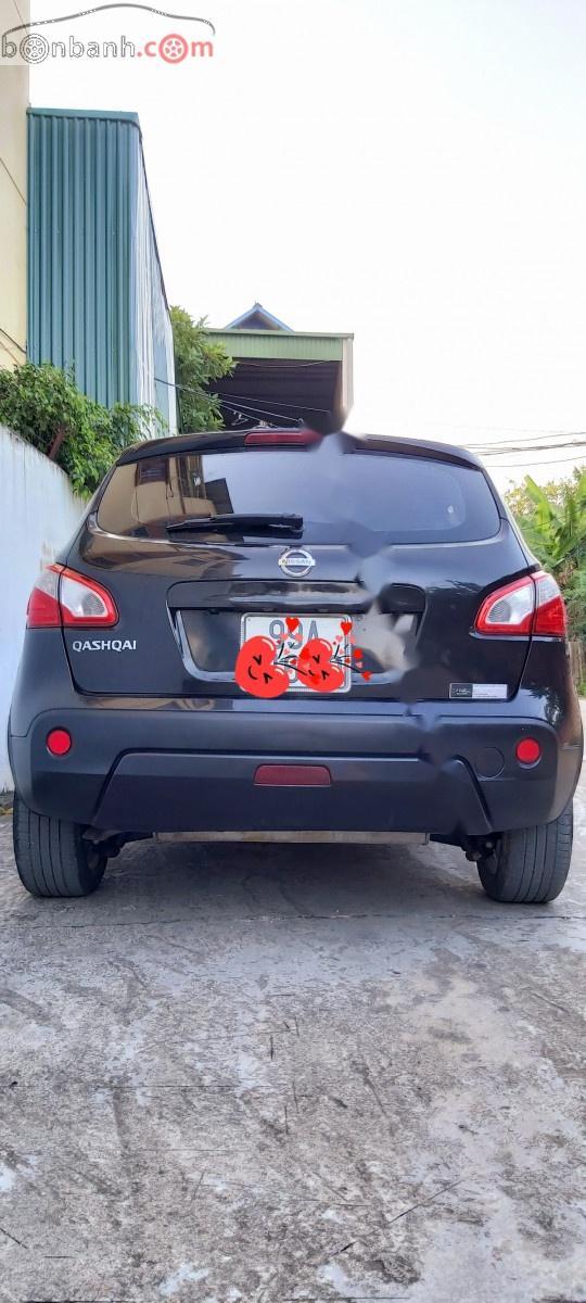Bán Nissan Qashqai 2.0 sản xuất năm 2011, màu đen, xe nhập