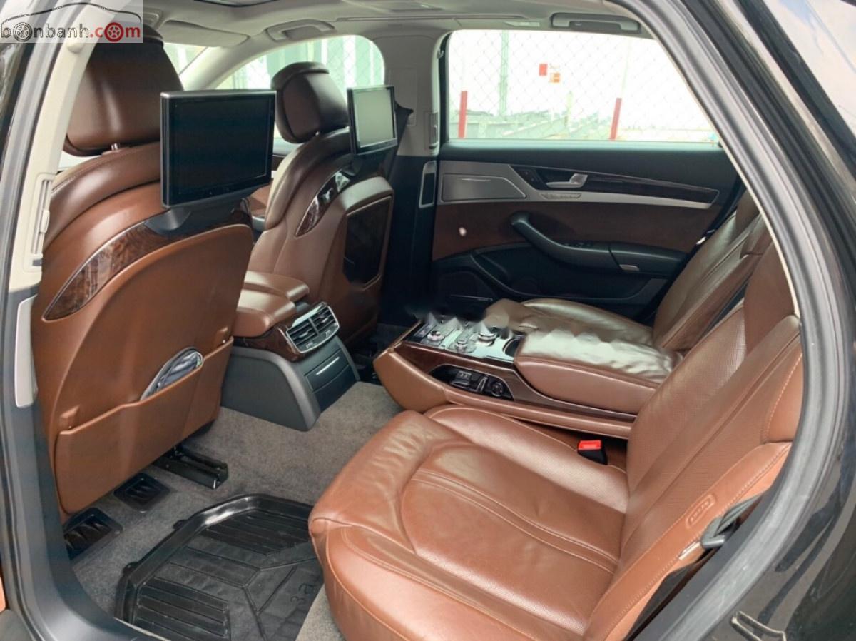 Bán Audi Quattro năm sản xuất 2011, màu đen, nhập khẩu