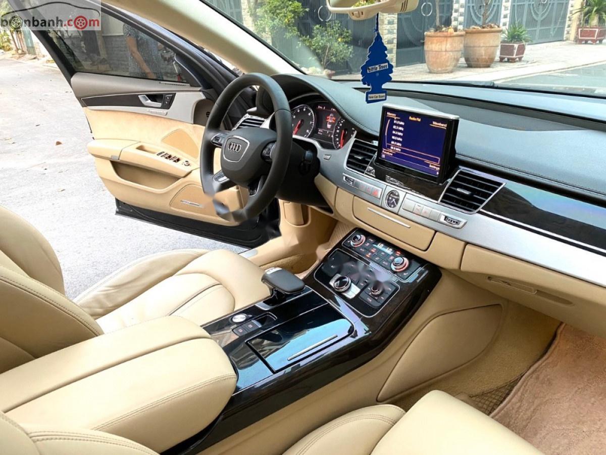 Cần bán lại xe Audi A8 L sản xuất 2012, màu đen, xe nhập
