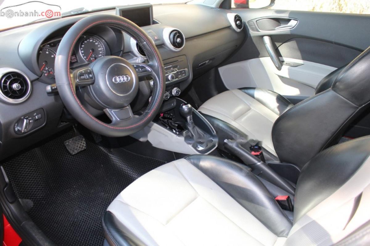 Bán ô tô Audi A1 đời 2010, màu đỏ, nhập khẩu