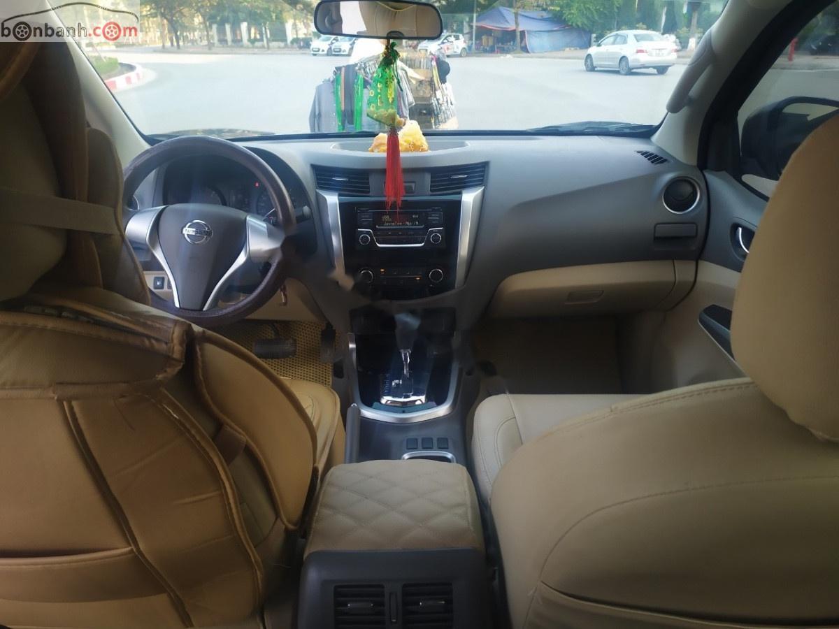 Bán xe Nissan Navara đời 2018, màu xanh lam, xe nhập, giá 550tr