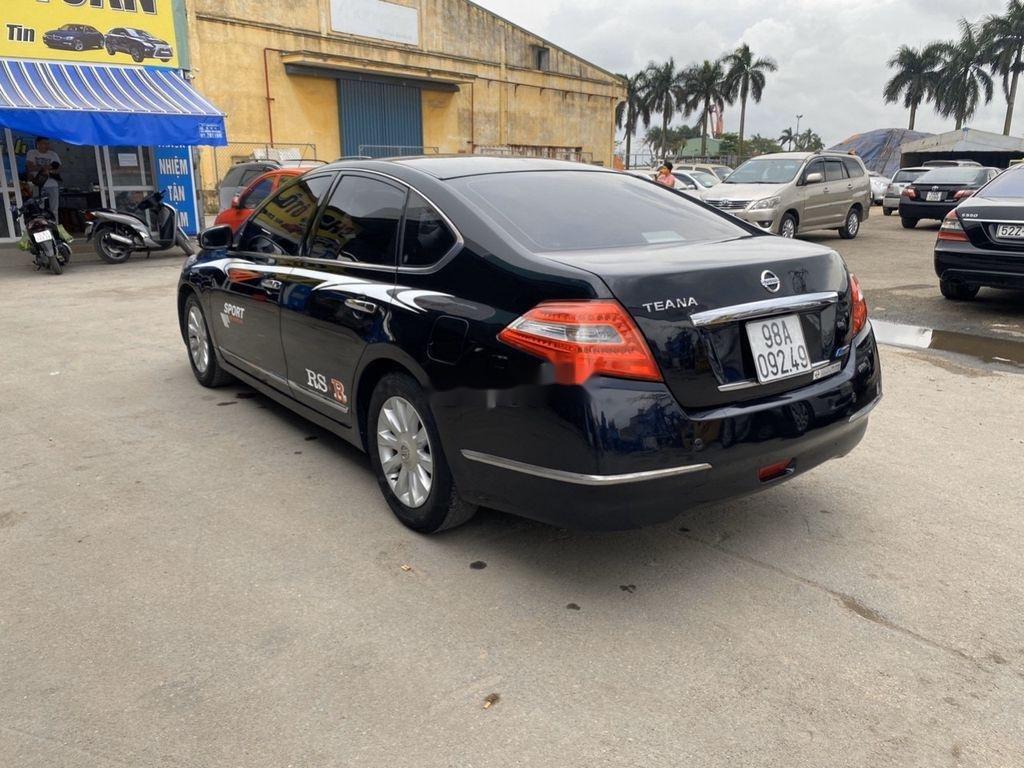 Cần bán xe Nissan Teana 2010, màu đen, nhập khẩu