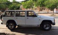Cần bán Nissan Patrol SLX đời 1996, màu trắng, nhập khẩu giá 150 triệu tại Cà Mau