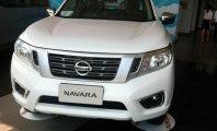 Bán Nissan Navara NP300 E một cầu, số sàn, model 2017, màu trắng, nhập khẩu giá 625 triệu tại Hà Nội