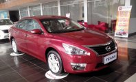 Cần bán lại xe Nissan Teana SL đời 2015, màu đỏ, nhập khẩu chính hãng USA giá 1 tỷ 299 tr tại Hà Nội