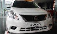 Cần bán Nissan Sunny 1.5 XV sản xuất 2016, màu trắng giá 565 triệu tại Hà Nội