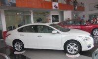 Bán ô tô Nissan Teana 2.5SL đời 2015, màu trắng, nhập khẩu chính hãng giá 1 tỷ 299 tr tại Hà Nội