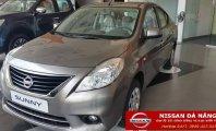 Cần bán xe Nissan Sunny XV- SE Sx 2016, giá xe Sunny XV, full option tốt tại Đà Nẵng giá 559 triệu tại Quảng Ngãi