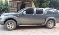 Bán Nissan Navara năm 2011, màu xám, xe nhập chính chủ, giá 500tr giá 500 triệu tại Điện Biên