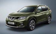 Bán ô tô Nissan X trail 2.5L đời 2016, màu xanh, nhập 100% linh kiện Nhật Bản  giá 1 tỷ 188 tr tại Hòa Bình