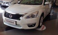 Cần bán gấp Nissan Teana CVT 2015, màu trắng, nhập khẩu giá 1 tỷ 299 tr tại Hà Nội