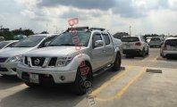 Bán Nissan Navara 4x4AT đời 2012, màu bạc, nhập khẩu chính hãng như mới giá 570 triệu tại Sơn La