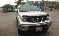 Cần bán xe Nissan Navara LE sản xuất 2012, màu bạc, xe nhập  giá 480 triệu tại Tp.HCM