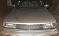 Bán xe cũ Nissan Bluebird 2.0MT 1986, màu bạc, nhập khẩu nguyên chiếc giá 128 triệu tại Trà Vinh