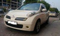 Bán ô tô Nissan Micra 1.2AT sản xuất 2007, màu trắng, nhập khẩu, giá tốt giá 385 triệu tại Hà Nội