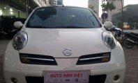 Cần bán xe Nissan Micra sản xuất 2007, màu trắng giá 379 triệu tại Hà Nội