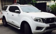 Bán Nissan Navara đời 2015, màu trắng số tự động giá 750 triệu tại Tp.HCM