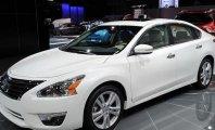 Bán Nissan Teana 2.5 SL đời 2014, màu trắng, nhập khẩu nguyên chiếc giá 1 tỷ 199 tr tại Tp.HCM